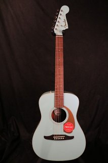 Fender Malibu Acoustic Electric Aqua Splash ギター