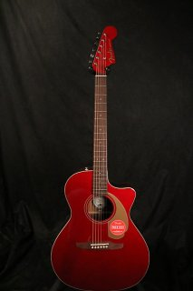 Fender Newporter Candy Apple Red ギター