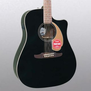 Fender Redondo Player Acoustic Guitar Jetty Black ギター