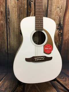 Fender Malibu Player Acoustic Electric 2018 Artic Gold with Fishman Electronics ギター