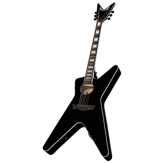 Dean ML Acoustic Electric Classic Black ギター