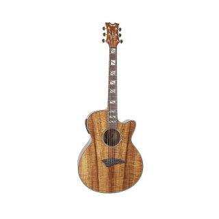 Dean Performer  Koa Acoustic-Electric Guitar - Gloss Natural ギター