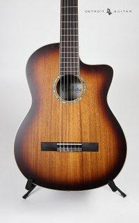 Cordoba C4-CE Edgeburst Nylon String ギター