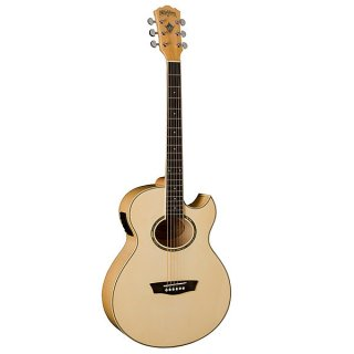 Washburn Festival Florentine Acoustic Electric Guitar ギター