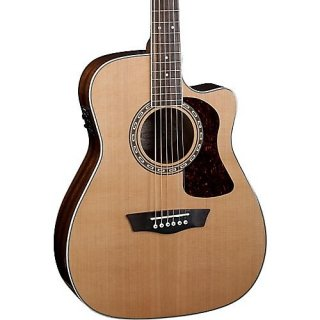 Washburn HF11SCE ギター