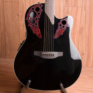 Ovation CE44-5KC 2017 Black ギター