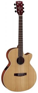 Cort SFX1F Acoustic/Electric Guitar  Natural Satin ギター