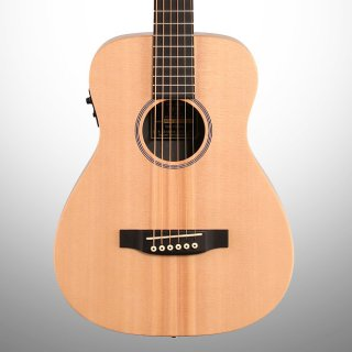 Martin LX1E Little Martin Acoustic Electric Guitar ギター
