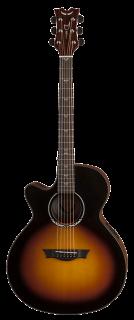 Dean Performer Plus A/E Lefty Tobacco Sunburst ギター