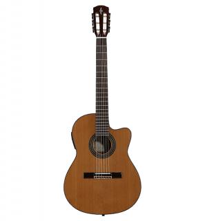 Alvarez AC-65HCE Artist 65 Series Classical Hybrid Electric Guitar ギター