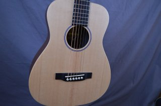 Martin Little LX1E LITTLE MARTIN Acoustic Guitar 2017 Natural ギター