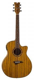 Dean Exotica A/E - Zebra Wood ギター