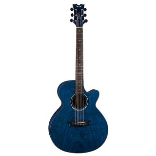 Dean Guitars PE-UQA-TBL Performer Ultra Quilt Ash Acous-Electric Guitar ギター
