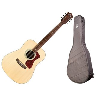 Guild D-240E Dreadnought Acoustic-Electric Guitar w/Bag ギター