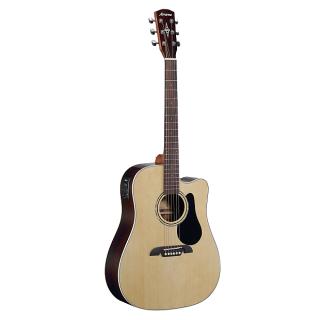 Alvarez RD27CE Alvarez Dreadnought Acoustic Electric w/cutaway and Deluxe Gigbag ギター
