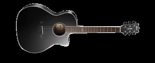 Cort  Grand Regal GA5FBK - Right Handed 2017 Black ギター