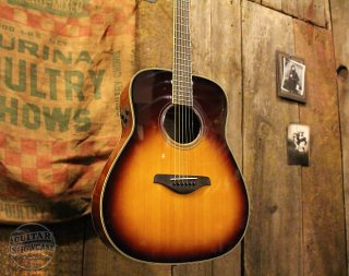 Yamaha FG-TA Transacoustic Dreadnought [Brown Sunburst] ギター