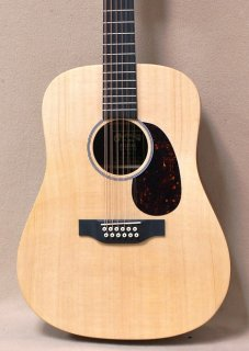 Martin X Series D12X1AE 12-String Dreadnought Acoustic-Electric Guitar ギター