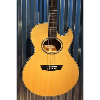 Washburn EA20SNB Nuno Bettencourt Signature Acoustic Electric Guitar #4263 ギター