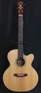 Blueridge BR-65CE Grand Auditorium Cutaway Acoustic-Electric Guitar ギター