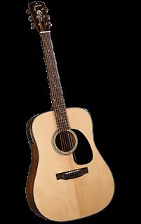 Blueridge BR-40E Contemporary Series Acoustic-Electric Dreadnaught Guitar ギター
