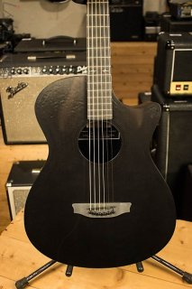 RainSong CH-OM1000NS Concert Hybrid Acoustic Electric Guitar ギター