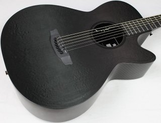 RainSong CH-WS1000NS Concert Hybrid Acoustic-Electric Guitar w/HSC, NEW #ISS2618 ギター
