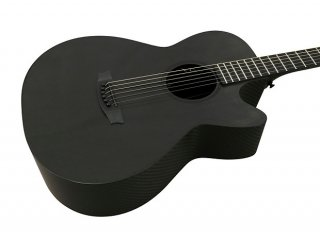 RainSong Concert Hybrid Wind Song 12 Fret Acoustic Electric ギター