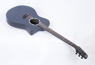 Composite Acoustics OX RAW Acoustic Only with Case @ LA Guitar Sales ギター