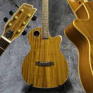 Boulder Creek Guitars Koa OM body ECRM6-N Acoustic Electric ギター