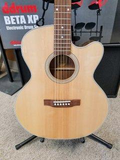 Blueridge BR-65CE  w/Hardshell Case Natural ギター