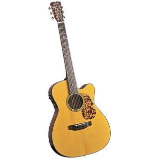 Blueridge Historic Series BR-143CE 000 Cutaway Acoustic-Electric Guitar ギター