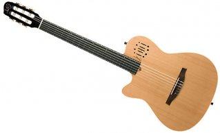 Godin Left Handed MultiAc Nylon Encore Electro-Acoustic Guitar W/Bag (035878) ギター