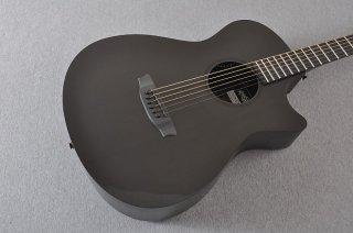 Rainsong CH-OM1000NS Carbon Fiber 12 Fret Orchestra Model Acoustic Electric Guitar - LR Baggs ギター