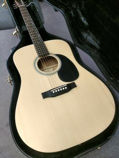 Recording King RD-M9M  All Solid wood Acoustic, w/case & shipping ギター
