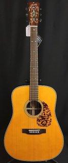 Blueridge BR-160 Historic Series Herringbone Dreadnought Acoustic Guitar ギター