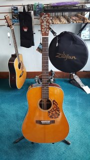 NEW Blueridge Historic Series BR-160 Natural Dreadnought Acoustic ギター
