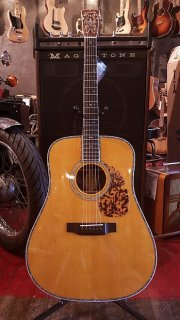 Blueridge BR-180 Historic Series Dreadnought Acoustic Guitar ギター