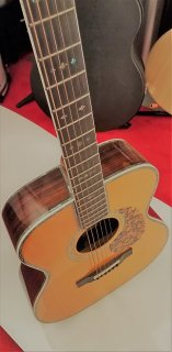 Blueridge Historic Series BR-183 000 Size Acoustic Guitar 688382012738 ギター