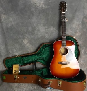 Blueridge BR40AS W/ Factory Hard Case Sunburst ギター