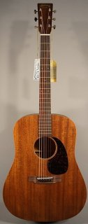 NEW! Martin D-15M Acoustic Guitar With Case. ギター