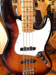 Fender Standard Jazz Bass Guitar Brown Sunburst Gloss Maple Fretboard 2017 Brown Sunburst ギター