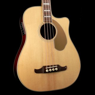 Fender Kingman SCE Acoustic Bass Natural ギター
