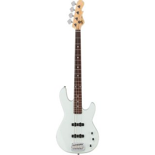 G&L Tribute JB-2 4-String Electric Bass RW Board Clear Satin Neck Sonic Blue ギター