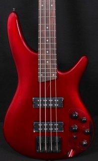 Ibanez SR300EB 4-String Bass Candy Apple ギター