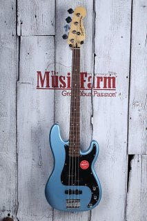 Fender? Squier Vintage Modified Precision Bass PJ 4 String Electric Bass Guitar ギター