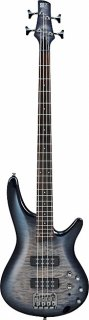 Ibanez SR400EQM Electric Bass Guitar - Fade Blue Burst ギター