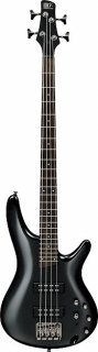 Ibanez SR300E Electric Bass - Iron Pewter ギター