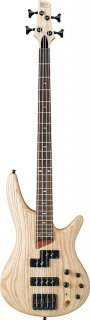 Ibanez SR650 Electric Bass - Rosewood Fingerboard, Natural Flat ギター
