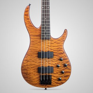 Peavey Millennium 4 AC Electric Bass Guitar, Natural ギター
